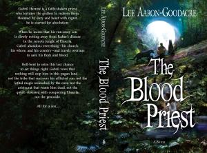 The Blood Priest - Blurb